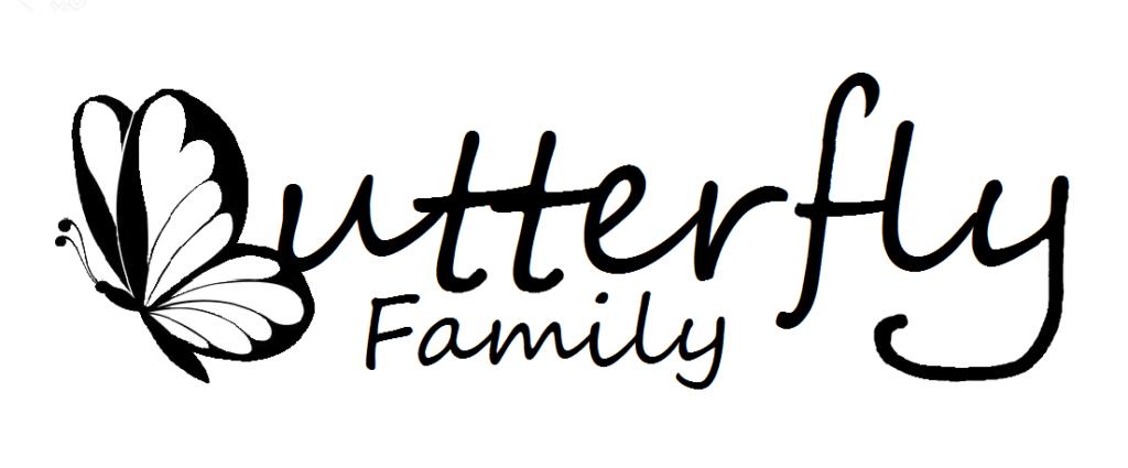 Logo Butterfly Family