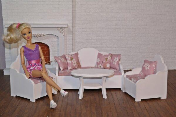 Zestaw wypoczynkowy NICOLA z lalką 5