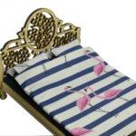 Łóżko drewniane dla lalek JESSICA Natural 3