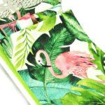 Łóżko zielone liście iflaming 4