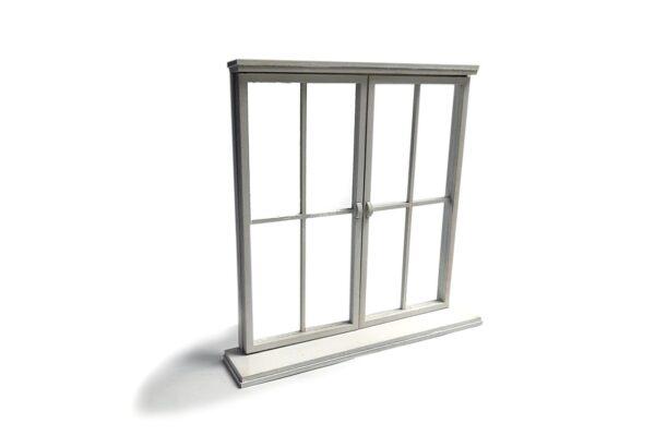 Okno 2x 3