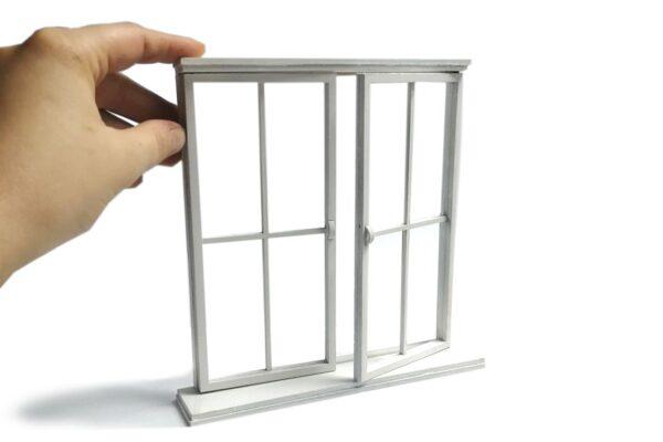 Okno 2x 2