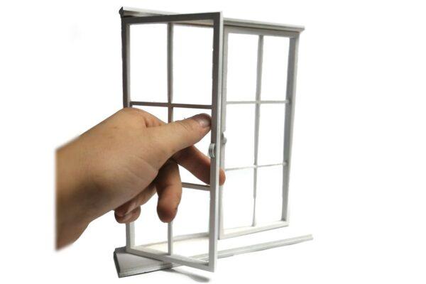 Okno 3x 2