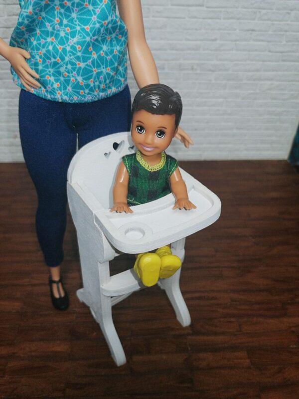 Krzesełko do karmienia 2