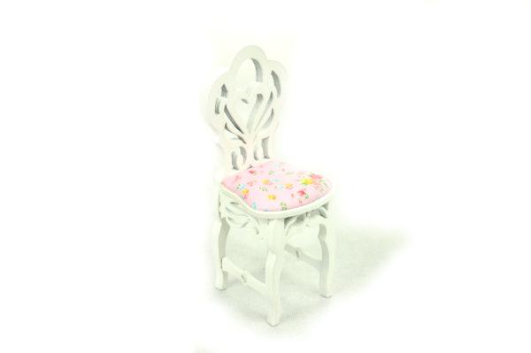 Stół okrągły z krzesłami 4