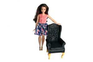 Fotel BLACK 1