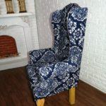 Fotel NAVY BLUE 2