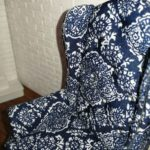 Fotel NAVY BLUE 3
