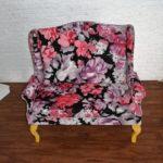 Sofa BIG FLOWER DARK 1