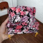Sofa BIG FLOWER DARK 4