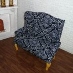 Sofa NAVY BLUE 1