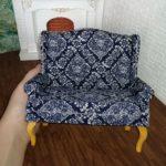 Sofa NAVY BLUE 4