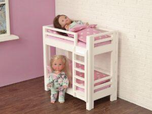 Łóżko piętrowe Small