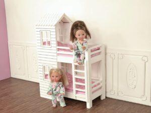 Łóżko piętrowe House 2