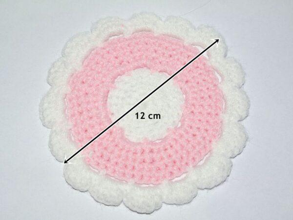Zestaw dywanik z króliczkiem PINK 3