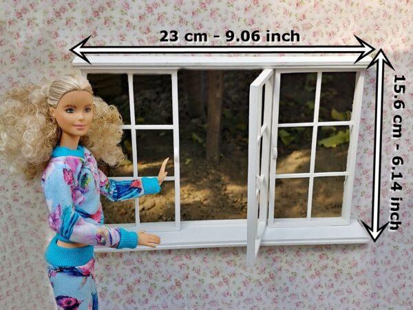 Okno 3-skrzydłowe 3